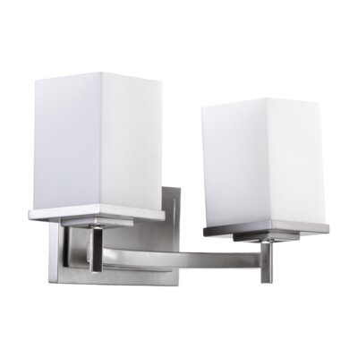 Quorum Delta 2 Light Bath Vanity Light