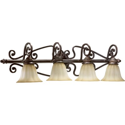 Quorum Summerset 4 Light Vanity Light