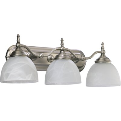 Quorum Ashton 3 Light Vanity Light