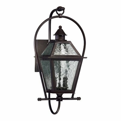 Quorum French Quarter 2 Light Outdoor Wall Lantern