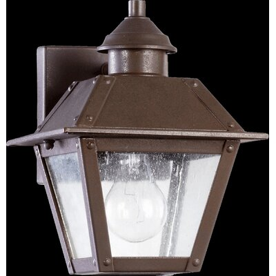 Quorum Emile 1 Light Outdoor Wall Lantern