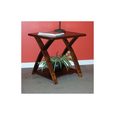 2 Day Designs, Inc Traversa End Table