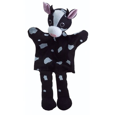 The Original Toy Company Cow Hand Puppet