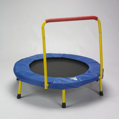 "The Original Toy Company Fold and Go 36"" Trampoline"