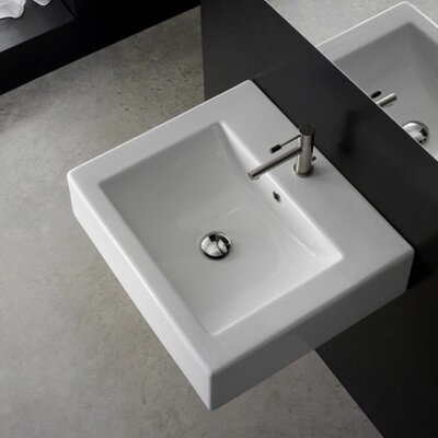 Single Hole Bathroom Sink - Art. 8007/B