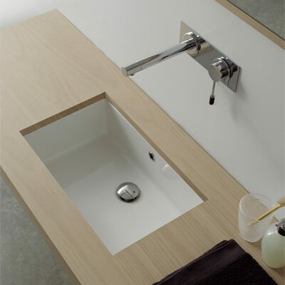Miky Undermount Bathroom Sink - Art. 8092