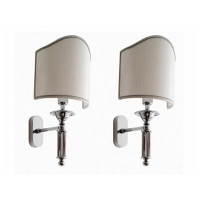 Scarabeo by Nameeks Antika Applique 1 Light Vanity Light