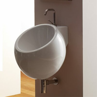 Planet Wall Mounted Bathroom Sink - Art. 8101