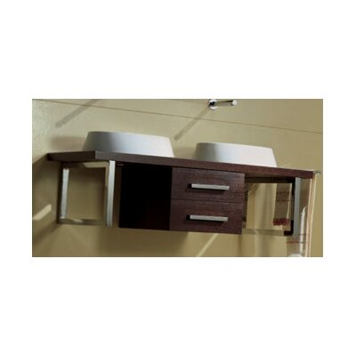 "Scarabeo by Nameeks Brio 47"" Wood Console Top"