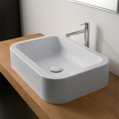 Scarabeo by Nameeks Next Vessel Bathroom Sink