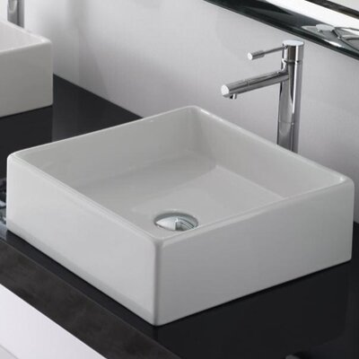 Teorema Vessel Bathroom Sink - 8031