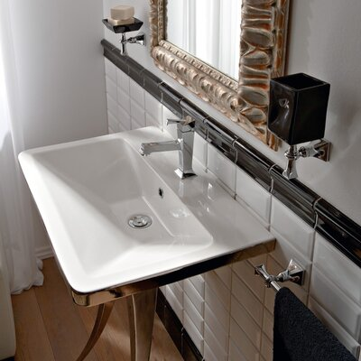 Butterfly Bathroom Sink - Scarabeo 4004