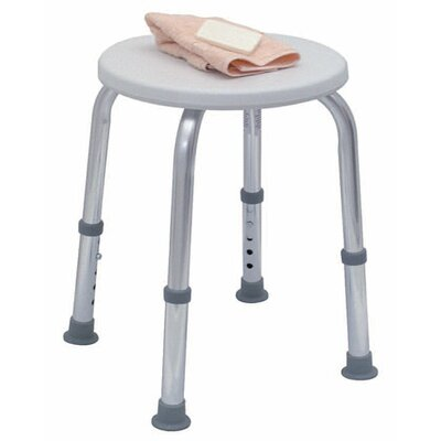 Briggs Healthcare Adjustable Shower Stool