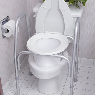 Mabis Healthcare, Inc. 3-in-1 All Purpose Commode