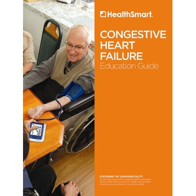 Briggs Healthcare Congestive Heart Failure (CHF) Patient Education Guide