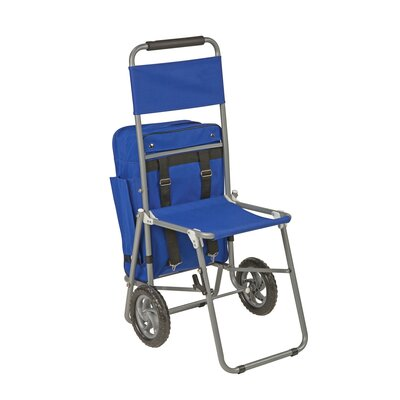 Briggs Healthcare Deluxe Shopping Cart