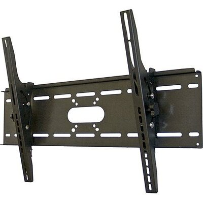 "H. Wilson Company Single Tilt Wall Mount for 32"" - 60"" Flat Panel Screens"