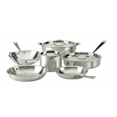 Master Chef 2 9-Piece Cookware Set