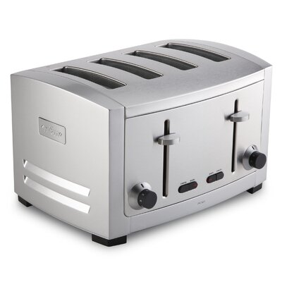 Electrics 4-Slice Toaster