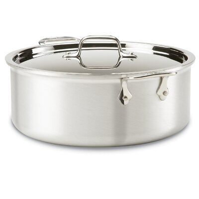 All-Clad Master Chef 2 Stock Pot with Lid