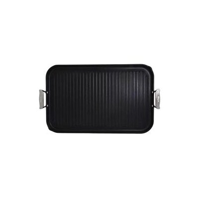 "All-Clad Hard Anodized 13"" x 20"" Nonstick Grande Grille"