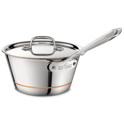 All-Clad Copper Core 2.5-qt Windsor with Lid