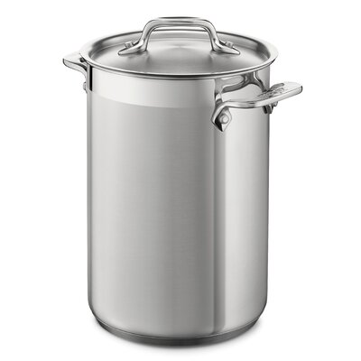 All-Clad Stainless Steel 3.75-qt. Asparagus Pot with Insert
