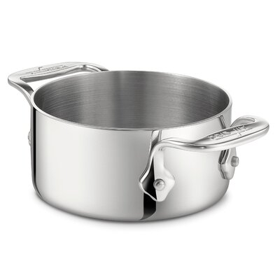 All-Clad Stainless Steel Soup Ramekin (Set of 2)