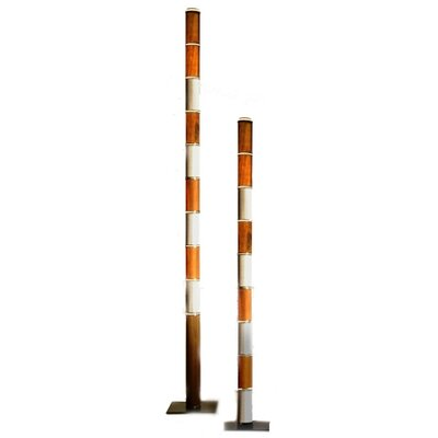 &'Costa Bambu 8 Floor Lamp