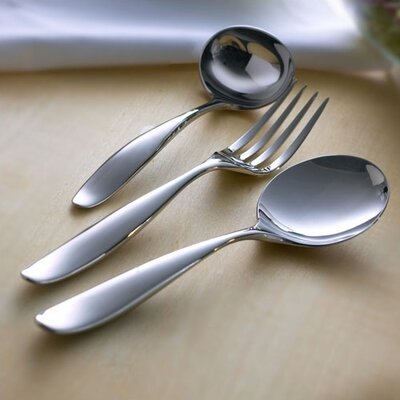 Gense Figura Serving Spoon