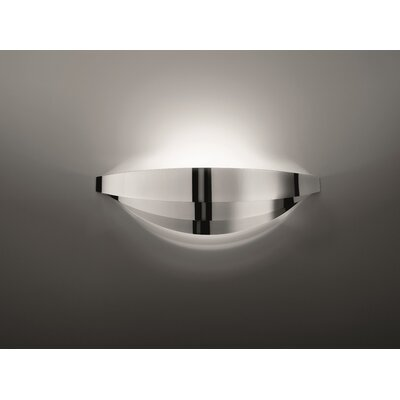 Axo Light Uriel 1 Light Wall Sconce in Chrome