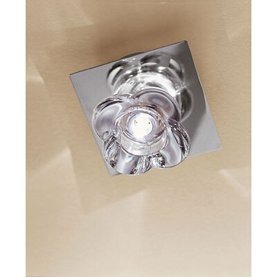 Axo Light Primula Crystal Ceiling Light