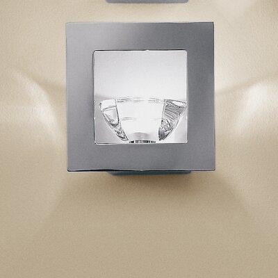 Axo Light Primula 1 Light Wall Lamp with Frame