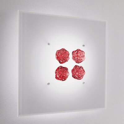 Axo Light Shiraz Medium 1 Light Wall Scone