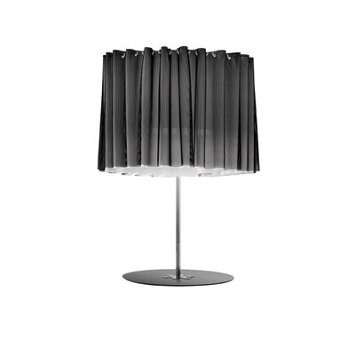 "Axo Light Lightecture Skirt Double 29.5"" H Table Lamp with Drum Shade"