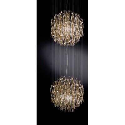 Axo Light Avir 2 Light Globe Pendant