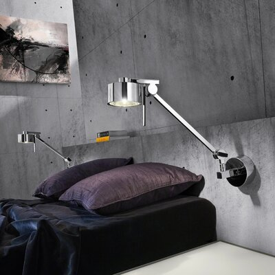 Axo Light AX20 Swing Arm Wall Lamp