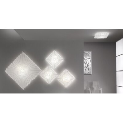 Axo Light Muse 1 Light Wall and Ceiling Fixture