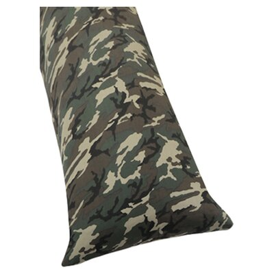 Camo Green Collection Body Pillow Case