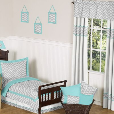 Sweet Jojo Designs Zig Zag Window Treatment Collection