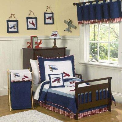 Sweet Jojo Designs Vintage Aviator Toddler Bedding Collection