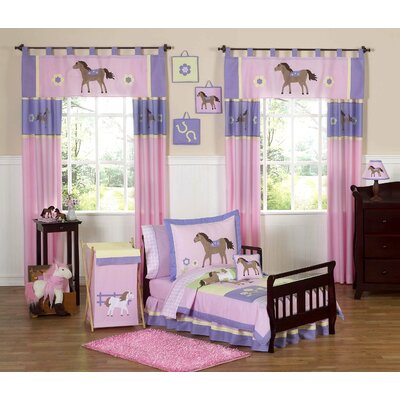 Pony Toddler Bedding Collection