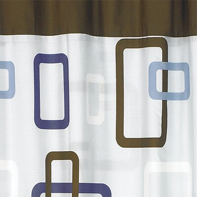Sweet Jojo Designs Geo Shower Curtain