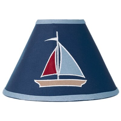Sweet Jojo Designs Nautical Nights Collection Lamp Shade