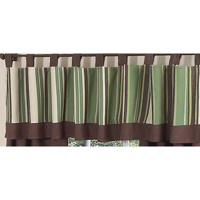 Sweet Jojo Designs Ethan Curtain Valance