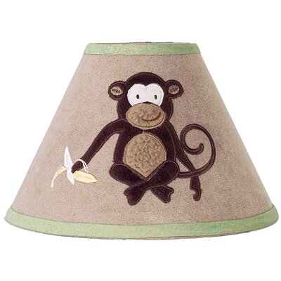 Sweet Jojo Designs Monkey Collection Lamp Shade