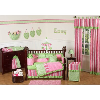 Olivia Crib Bedding Collection