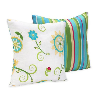 Sweet Jojo Designs Layla Collection Decorative Pillow