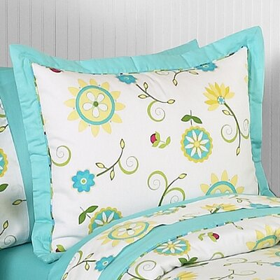 Layla Collection Standard Pillow Sham