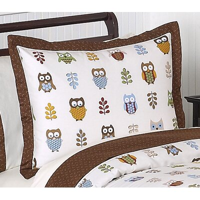 Sweet Jojo Designs Owl Collection 5pc Toddler Bedding Set